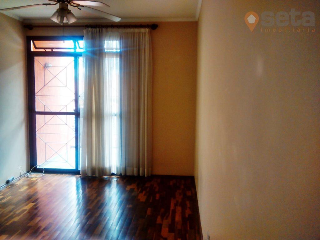 Apartamento residencial para venda e locação, Jardim das Indústrias, São José dos Campos - AP0555.
