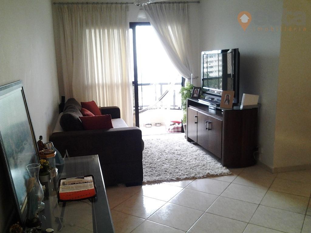 Apartamento residencial para venda e locação, Jardim das Indústrias, São José dos Campos - AP0573.