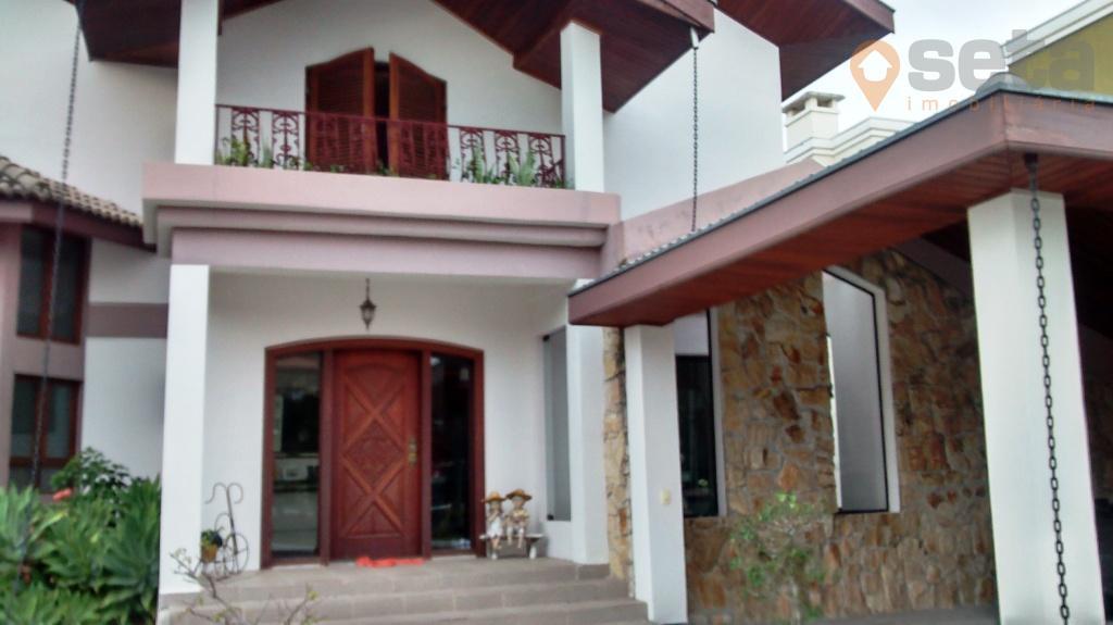 Sobrado residencial para venda e locação, Urbanova, São José dos Campos - SO0231.