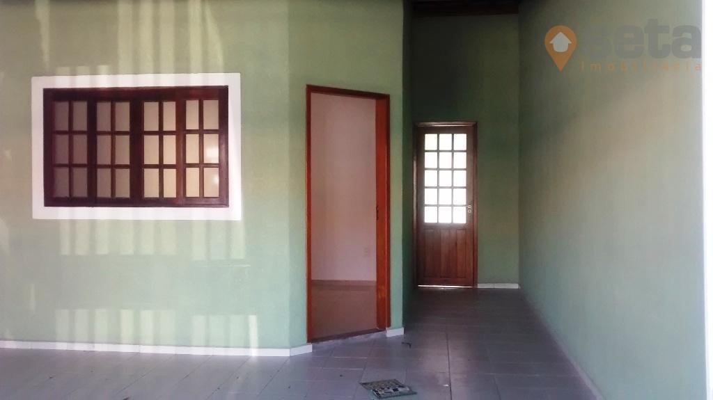 Casa residencial para locação, Residencial União, São José dos Campos - CA0230.