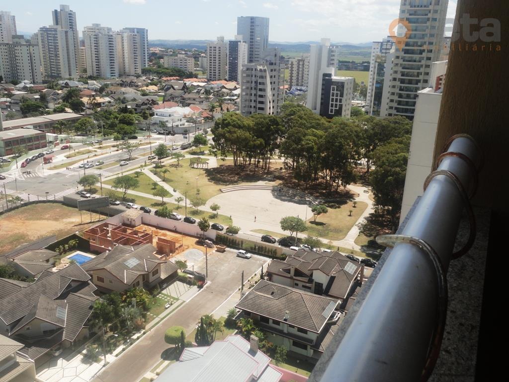 Apartamento residencial à venda, Parque Residencial Aquarius, São José dos Campos - AP0742.