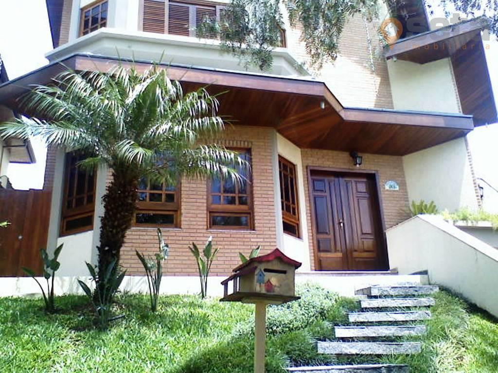 Sobrado residencial à venda, Urbanova, São José dos Campos - SO0267.