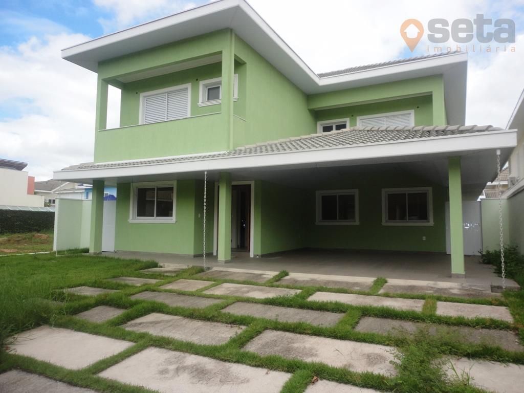 Casa residencial para venda e locação, Jardim Altos de Santana II, Jacareí - CA0171.