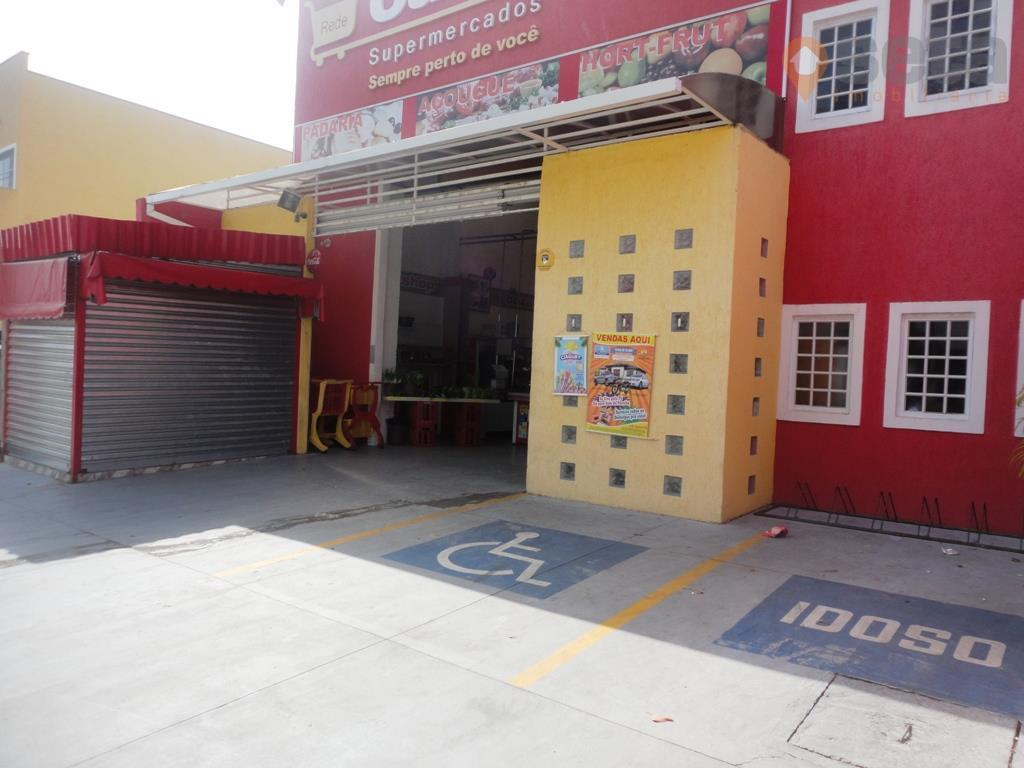 Galpão comercial para venda e locação, Cidade Morumbi, São José dos Campos - GA0037.