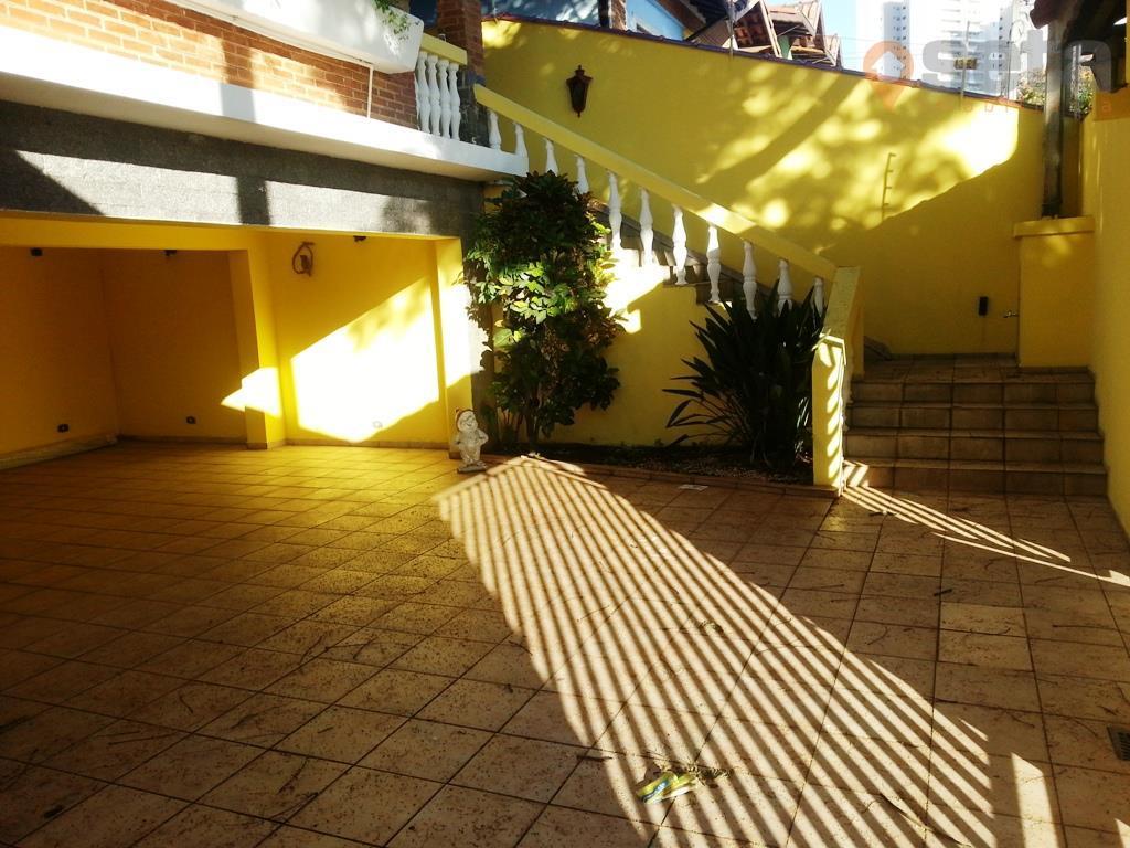 Sobrado residencial para venda e locação, Jardim das Indústrias, São José dos Campos - SO0277.