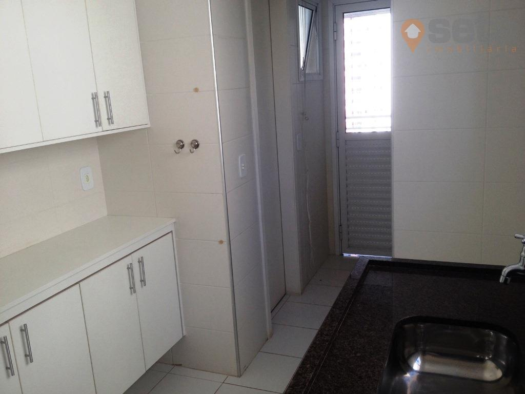 Apartamento residencial para locação, Parque Residencial Aquarius, São José dos Campos - AP0997.