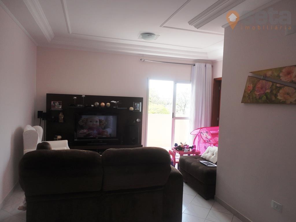 Apartamento residencial à venda, Bosque dos Eucaliptos, São José dos Campos - AP1041.