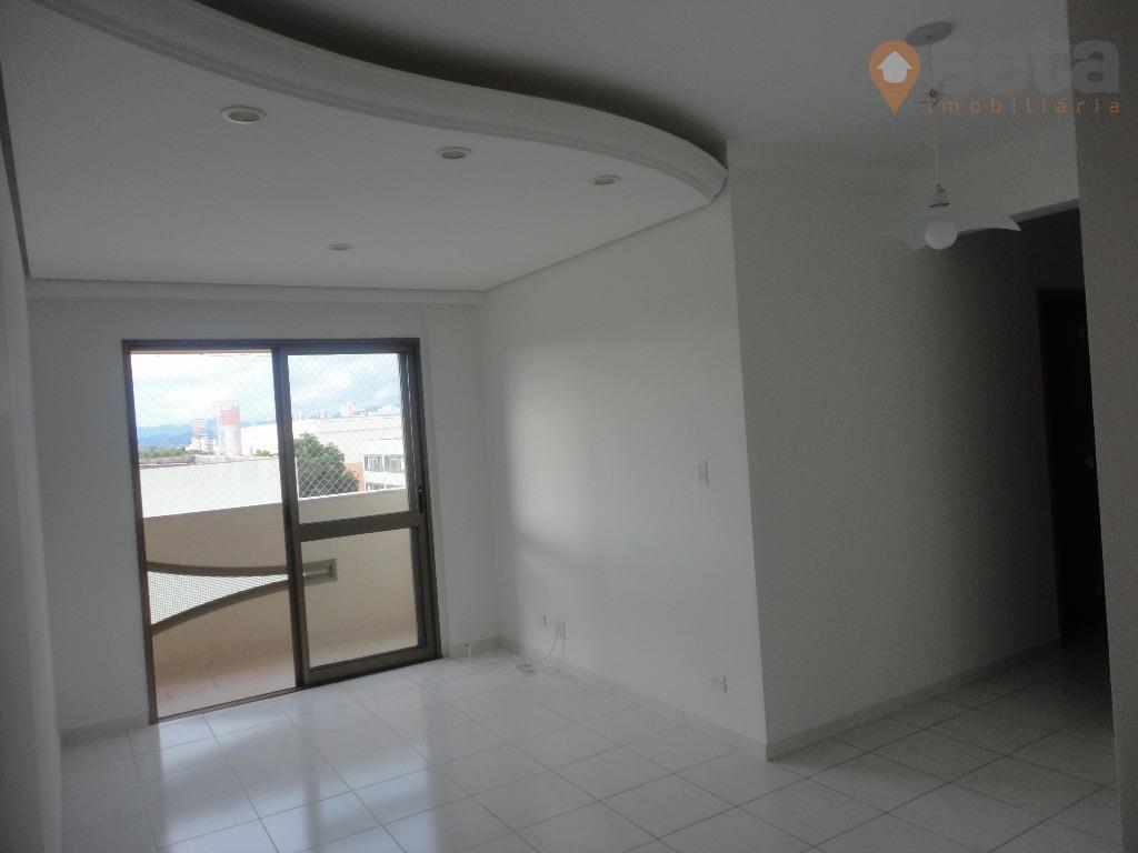 Apartamento residencial para locação, Jardim Satélite, São José dos Campos - AP1238.