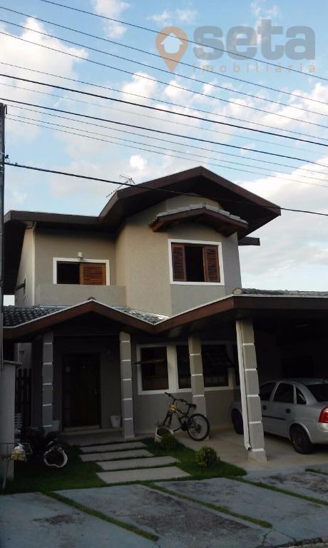 Casa residencial à venda, Urbanova, São José dos Campos - CA0812.