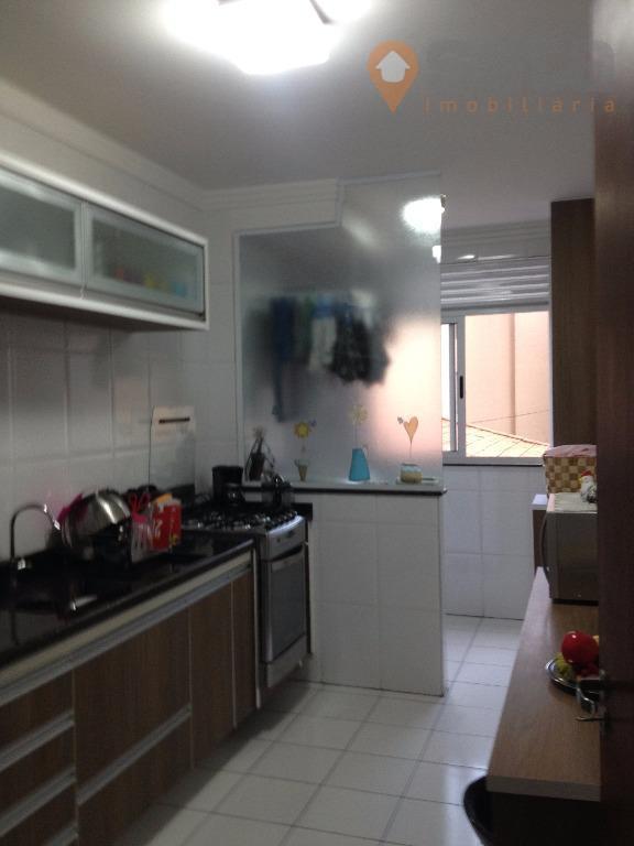Apartamento residencial à venda, Jardim Satélite, São José dos Campos - AP1436.