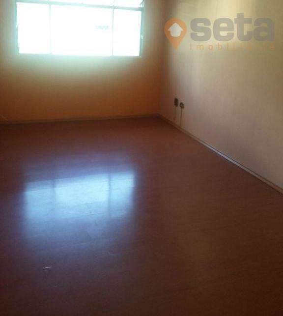 Apartamento residencial à venda, Residencial Tatetuba, São José dos Campos - AP1559.
