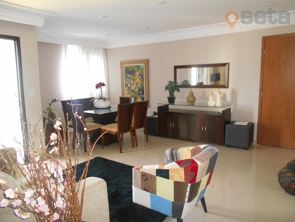 Apartamento residencial à venda, Jardim Esplanada, São José dos Campos - AP1907.