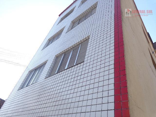 Apartamento 01 dormitório ,sala ,cozinha ,lavanderia, banheiro, 01 vaga de garagem na Vila Tupi Praia Grande, 400mt do mar, ótim