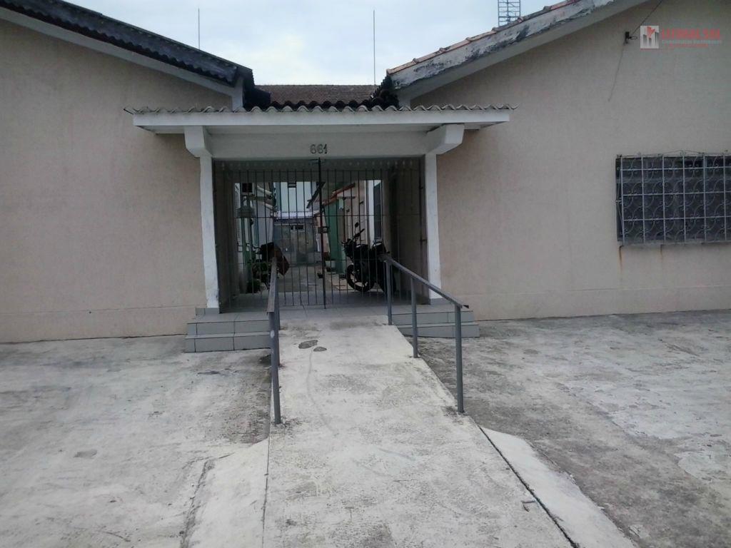 Casa  residencial para locação, Canto do Forte, Praia Grande.
