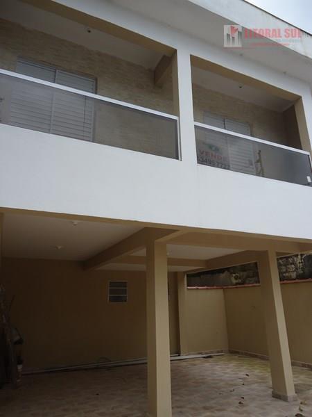 Sobrado residencial à venda, Jardim Melvi, Praia Grande.