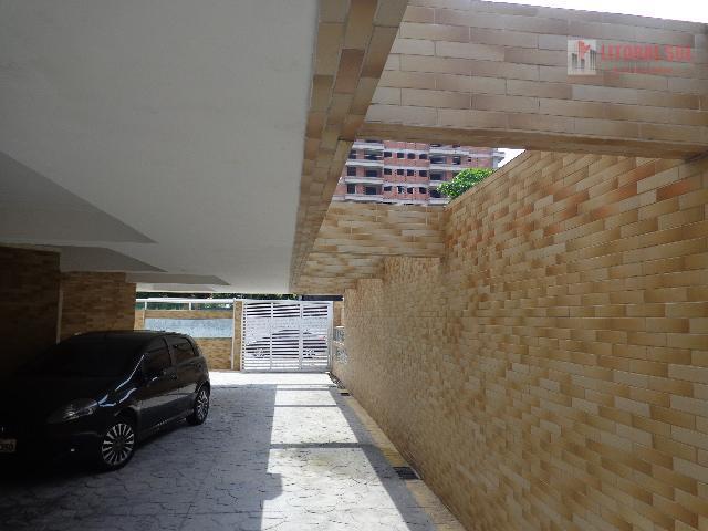 Sobrado  residencial à venda, Canto do Forte, Praia Grande.