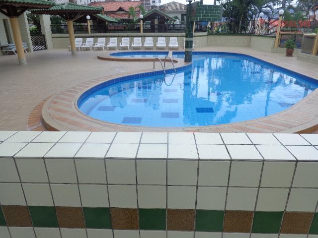 Apartamento 02dormitorios sendo 01 suite com salão de jogos sauna 02elvadores salão de jogos salão de festas piscina com cascata