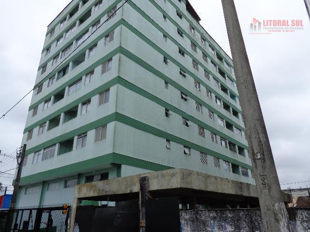 Apartamento de 02 dormitorios na Vila Tupi com sacada 01 vaga de garagem piscina no terreço com otima localização portaria 24hs