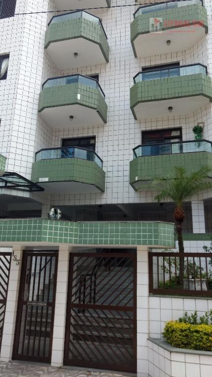 Apartamento 01 dormitorio na Aviação Praia Grande sendo 01 quarto , sala ,lavanderia, cozinha , banheiro , Predio com elevador p