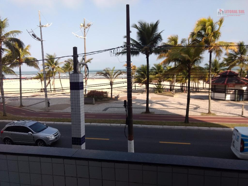 Apartamento residencial para locação, Campo da Aviação, Praia Grande.