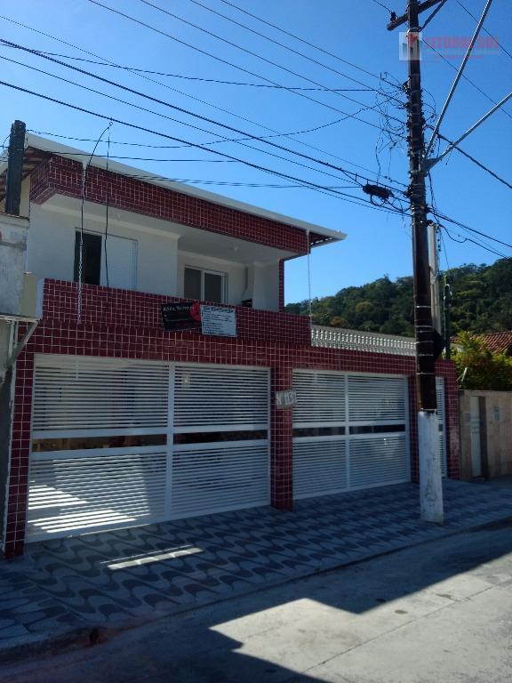 Casa residencial à venda, Canto do Forte, Praia Grande.