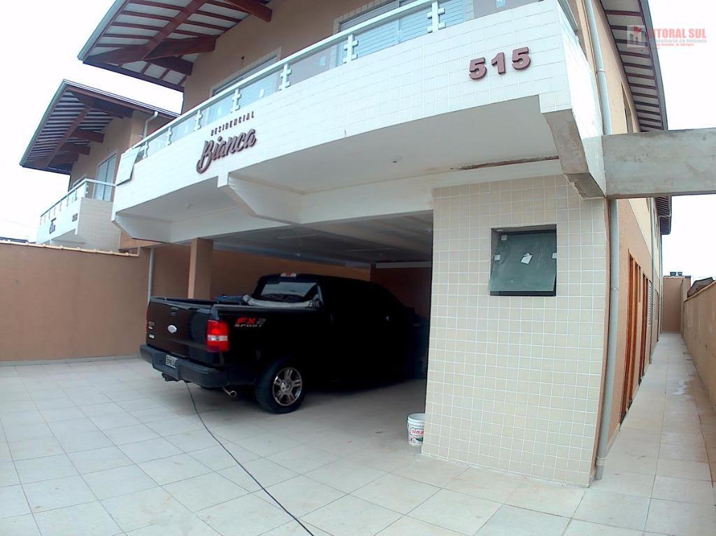 Casa de 2 dormitórios,de condominio na Vila Mirin  sala, cozinha, banheiro, piso em porcelanato, área de serviço, garagem coleti