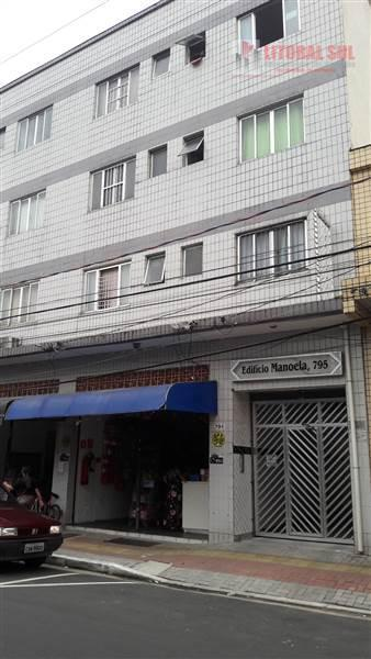 Apartamento residencial para locação, Cidade Ocian, Praia Grande.