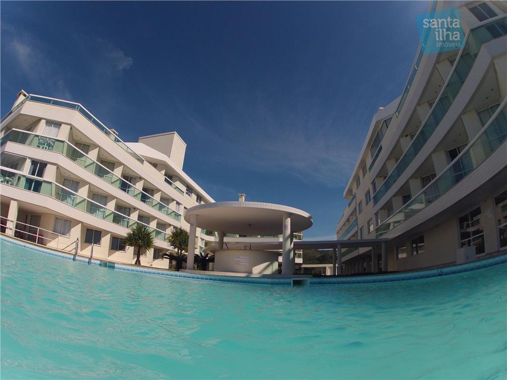Apartamento à venda em condomínio frente mar, Morro das Pedras, Florianópolis.