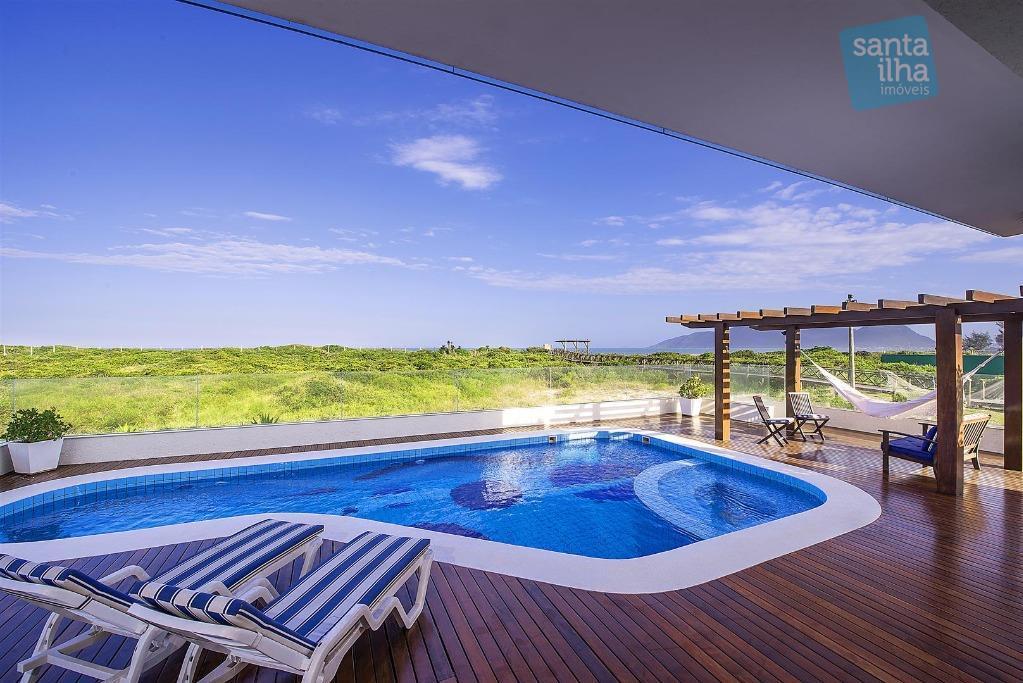 ÚNICA - Maravilhosa casa pé na areia!