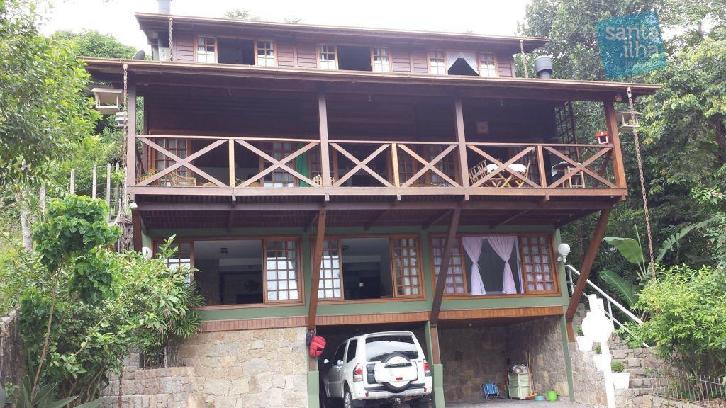 Selecione residencial à venda, Lagoa da Conceição, Florianópolis.