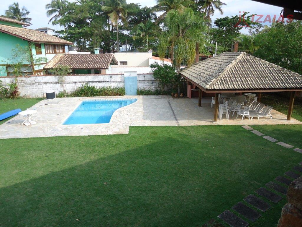 Casa temporada para locação, Tenório, Ubatuba - CA0059.