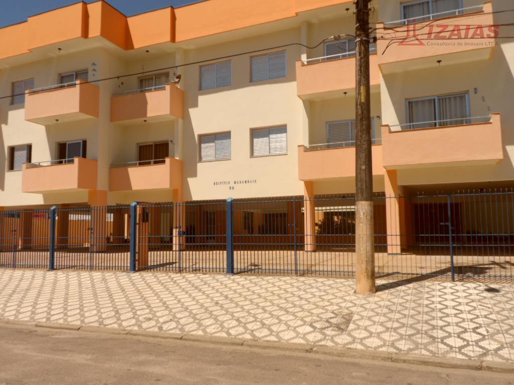 Apartamento residencial para locação, Itaguá, Ubatuba.