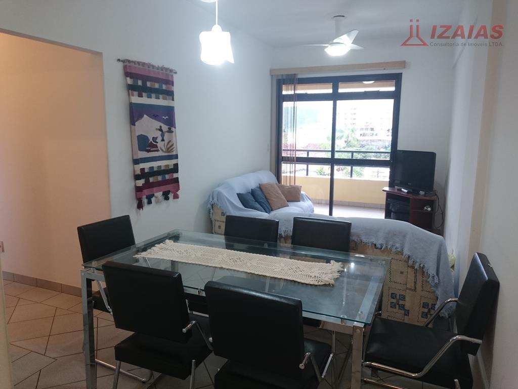 Apartamento  residencial à venda, Tenório, Ubatuba.