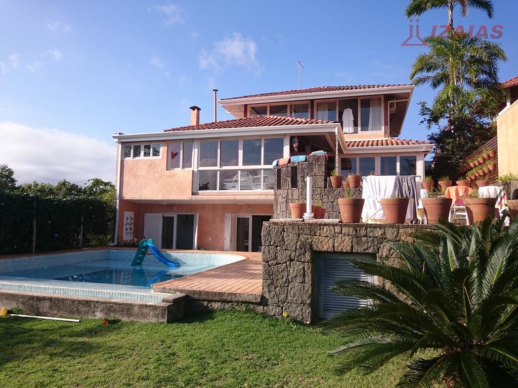 Casa residencial para venda e locação DE TEMPORADA, Praia Vermelha, Ubatuba - CA0136.