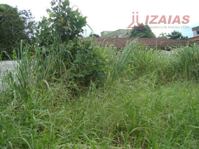 Terreno residencial à venda, Itaguá, Ubatuba - TE0019.