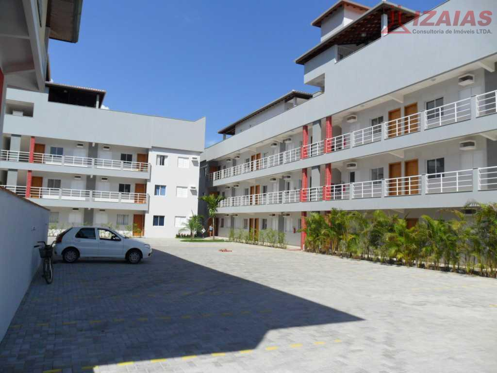 Apartamento residencial à venda, Itaguá, Ubatuba - AP0003.