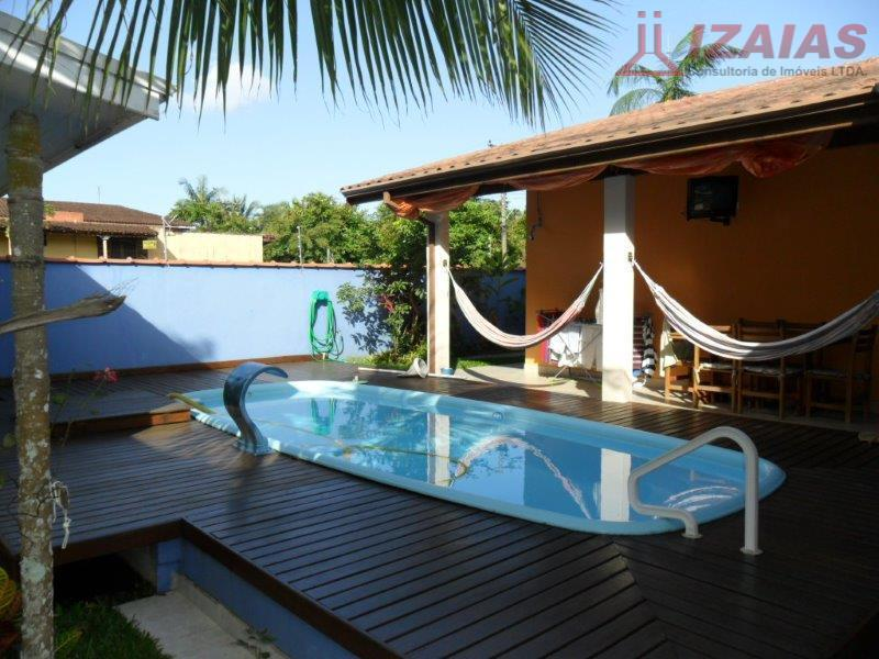 Casa residencial à venda, Parque Vivamar, Ubatuba - CA0003.