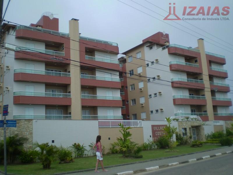 Apartamento para temporada 6 pessoas, Praia Grande, Ubatuba - AP0005.