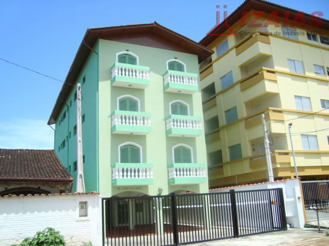 Apartamento residencial à venda, Itaguá, Ubatuba - AP0099.
