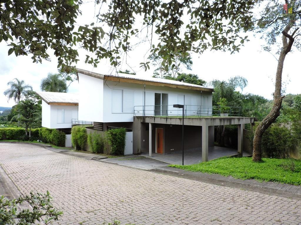 Casa residencial à venda, Chácara Moinho Velho, Carapicuíba.