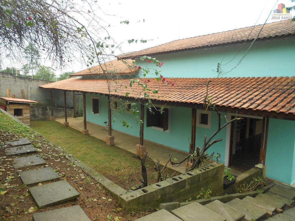 Chácara residencial à venda, Casa Blanca, Vargem Grande Paulista - CH0160.