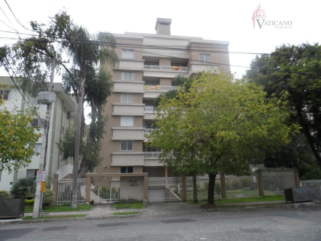 Apartamento residencial para venda e locação, Vila Izabel, Curitiba - AP0226.