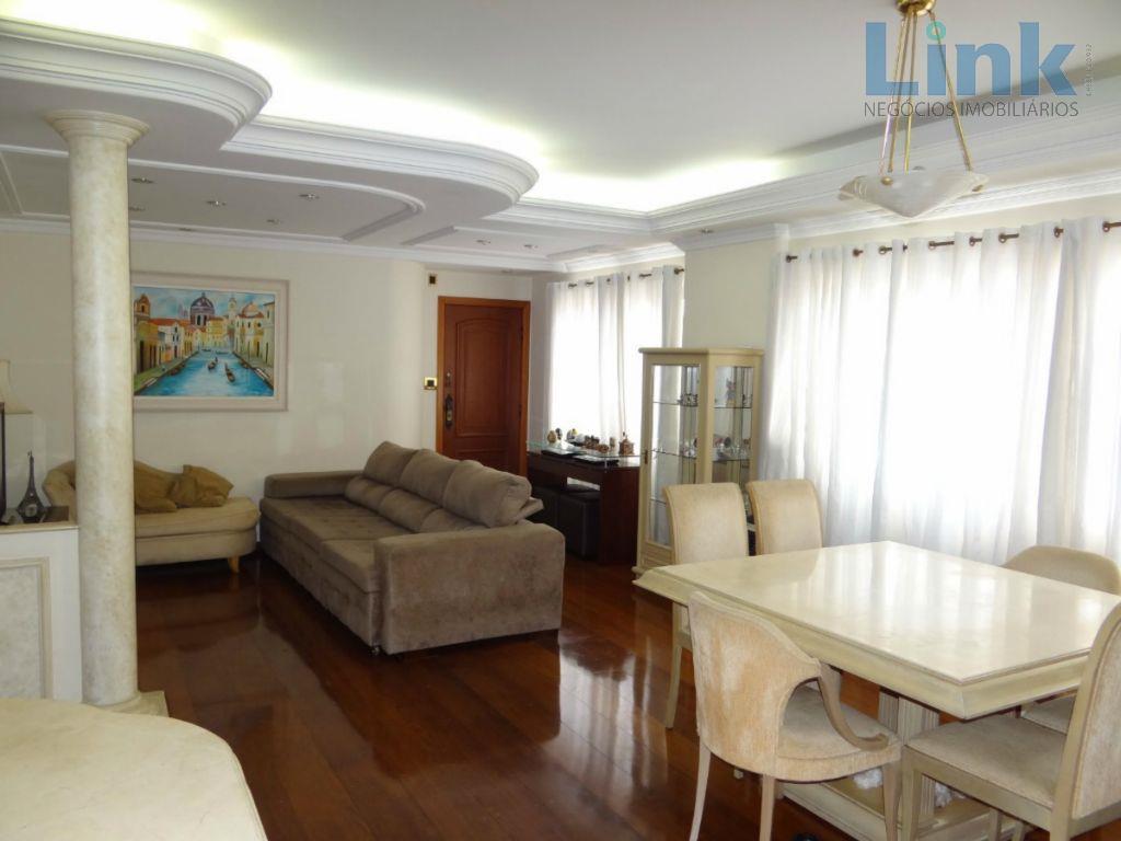 Apartamento Cinematográfico - 155 m² - 3 Suítes - Totalmente mobiliado - Santa Paula - SCS