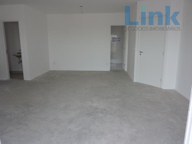 Excelente apartamento 123 m² - 3 Dorm. 3 Suíte 2 Vagas cob. - Varanda com Churrasqueira - Santa Paula - SCS