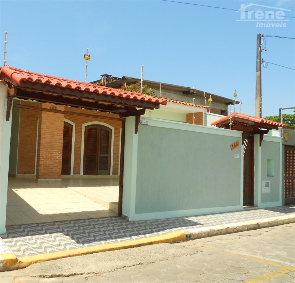 Casa residencial para locação, Praia Do Sonho, Itanhaem.