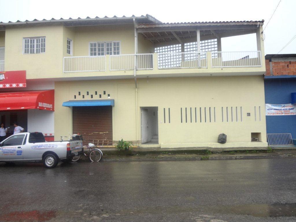 Apartamento residencial para locação, Nossa Senhora de Sion, Itanhaém.