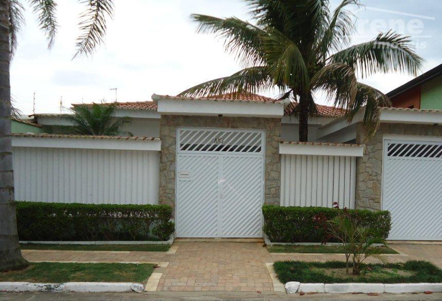 Casa residencial à venda, Jardim Cibratel, Itanhaém.