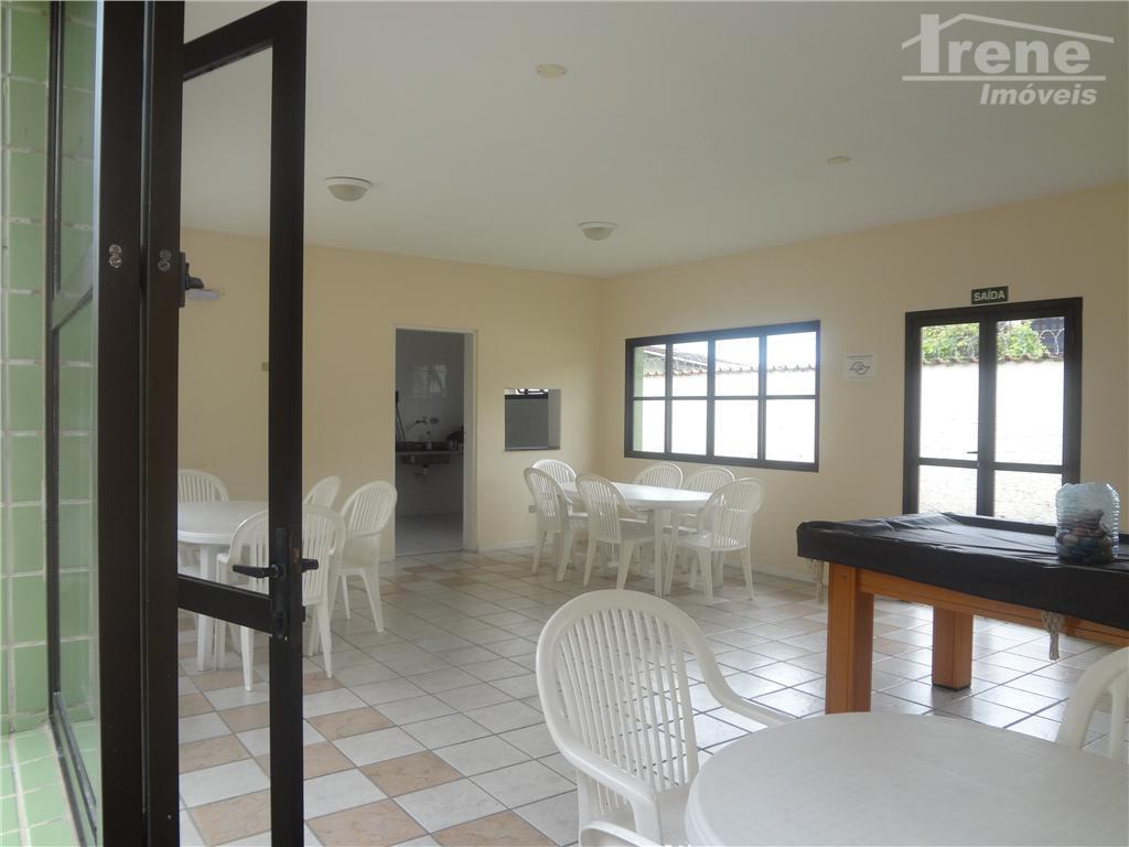 apartamento com 02 dormitórios, sala, cozinha, varanda, lavanderia,salão de jogos, churrasqueira, piscina, agende sua visita