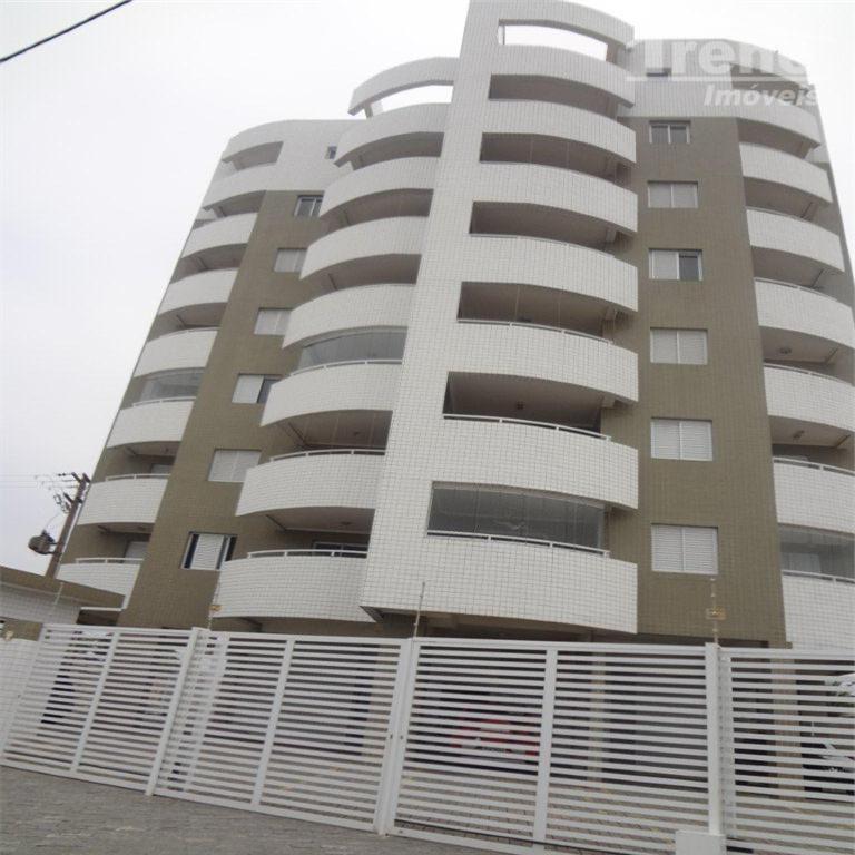 Apartamento residencial à venda, Vila Atlântica, Mongaguá - AP0213.