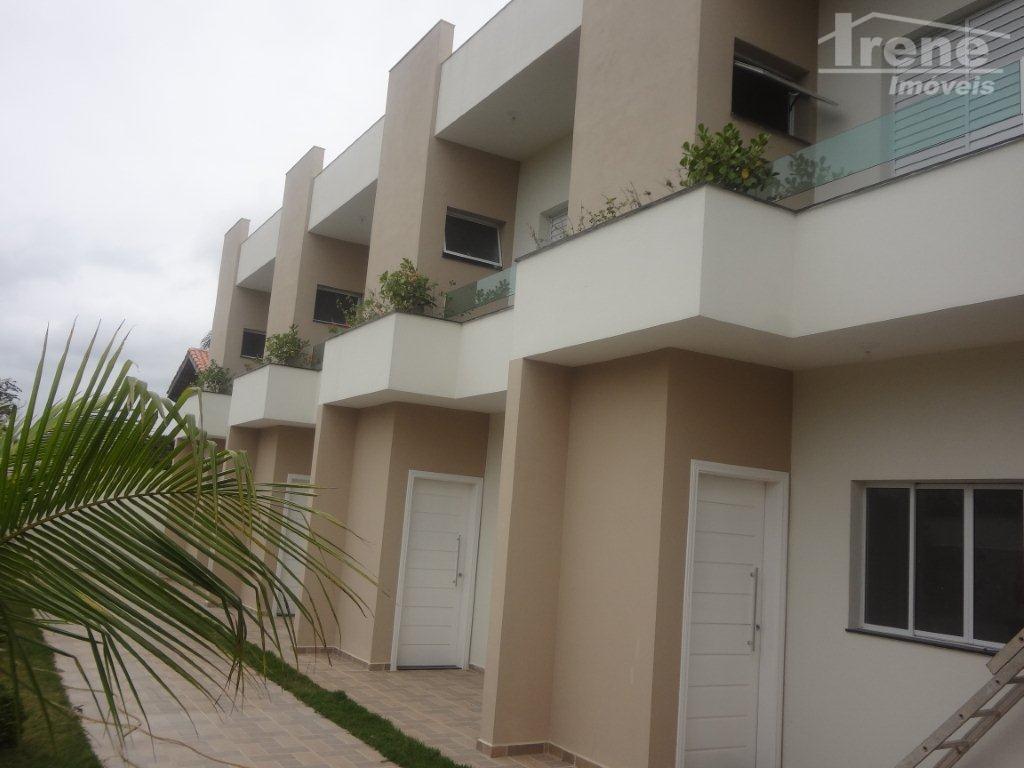 Sobrado residencial à venda, Jardim São Fernando, Itanhaém.